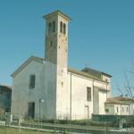 Chiesa di Pieve di Rosa, esterno