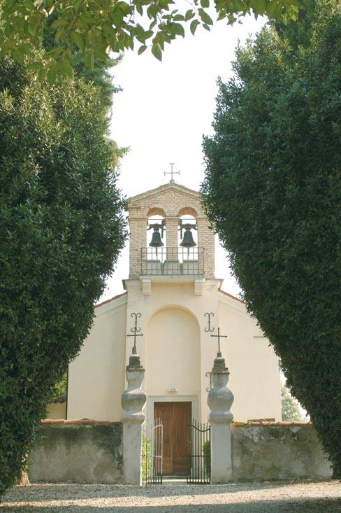 chiesetta gorizzo