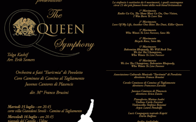 queen symphony