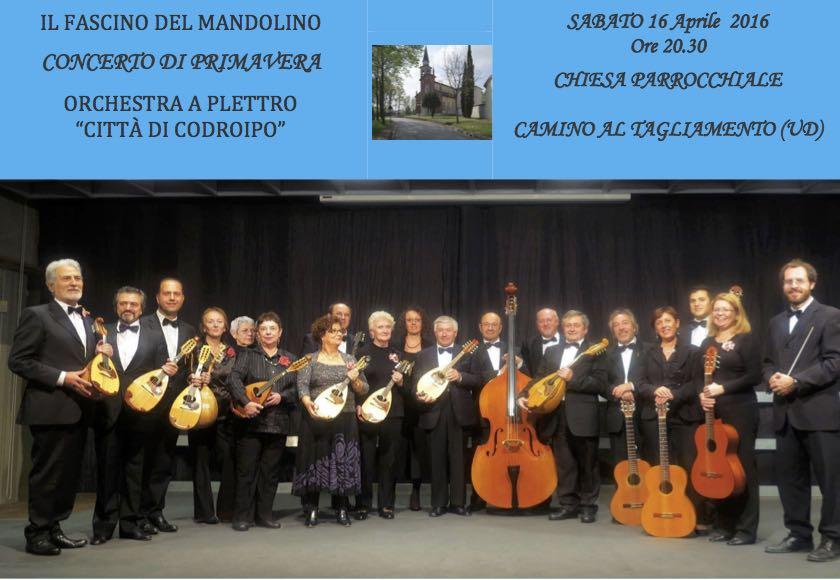 Manifesto Concerto Camino 2016